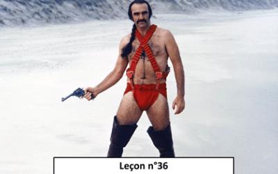 Leçon n°36 Faire une première bonne impression